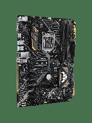 Asus TUF B360-PLUS GAMING, Intel B360, 1151, ATX, DDR4, VGA, HDMI, RGB Lighting, Dual M.2