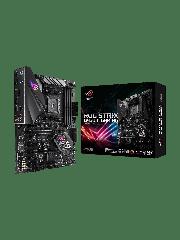 Asus ROG STRIX B450-F GAMING, AMD B450, AM4, ATX, 4 DDR4, XFire, HDMI, DP, M.2, RGB Lighting