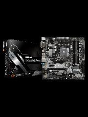 Asrock B450M PRO4-F, AMD B450, AM4, Micro ATX, 4 DDR4, XFire, VGA, DVI, HDMI, M.2
