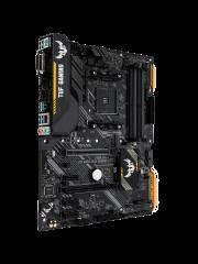 Asus PRIME B450-PLUS, AMD B450, AM4, ATX, 4 DDR4, XFire, DVI, HDMI, M.2, RGB Header