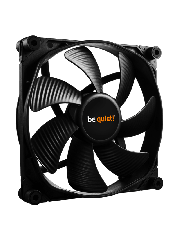 Be Quiet! (BL066) Silent Wings 3 PWM Case Fan, 12CM, Fluid Dynamic Bearing  - Black