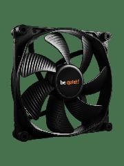 Be Quiet! (BL071) Silent Wings 3 PWM High Speed Case Fan, 14CM, Fluid Dynamic - Black