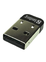 Sandberg (133-81) USB Nano Bluetooth 4.0 Adapter, 25M Range, 5 Year Warranty