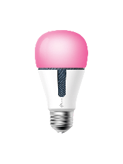 TP-Link (KL130) Kasa Wi-Fi LED Smart Light Bulb, Multicolour, Dimmable, App/Voice Control, Screw Fitting (Bayonet Adapter Included)