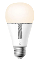 TP-Link (KL120) Kasa Wi-Fi LED Smart Light Bulb, Tunable, App/Voice Control, Screw Fitting (Bayonet Adapter Included)