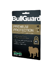 Bullguard Premium Protection 2019, 10 User - 10 Pack, Retail, PC, Mac & Android, 1 Year