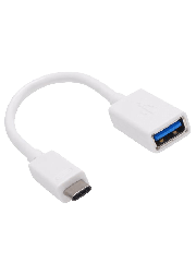 TP-LINK (UC400) SuperSpeed USB 3.0 Type-C to USB-A Adapter - White