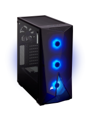 CK - AMD Ryzen 3 2200G/8GB RAM/1TB HDD/240GB SSD/GeForce GTX 1650 4GB/Gaming Pc