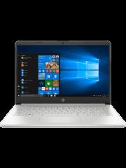 Refurbished HP Notebook 14-dq1010nr/ Core i3 10th Gen/ 4GB RAM/ 128GB SSD/ 14-Inch Screen/ Silver Colour/B