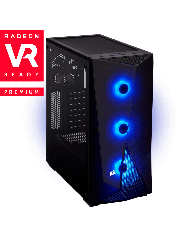 CK - AMD Ryzen 5 2500X/8GB RAM/2TB HDD/240GB SSD/Radeon RX 580 8GB/Gaming Pc