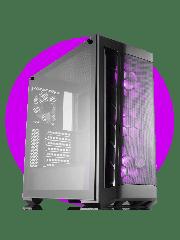 CK - AMD Ryzen 7 2700X/16GB RAM/2TB HDD/240GB/RX 590 8GB/Gaming Pc