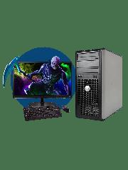 Refurb - CK Core 2 Duo, 8GB RAM/1TB HDD/GT 710 2GB, Full Set Gaming PC