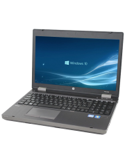 Refurbished HP Probook 6560B/Intel i5-2450M/4GB RAM/250GB HDD/15-inch/Windows 10 Home/B