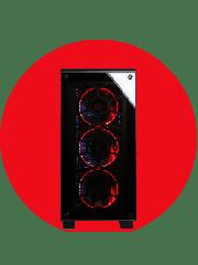 CK - AMD Ryzen 7 2700X, RX 590 Gaming PC