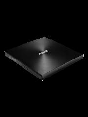 Asus (ZenDrive U7M) External Slimline DVD Re-Writer, USB, 8x, M-Disc Support, Cyberlink Power2Go 8 - Black