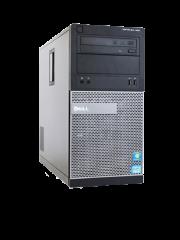 Refurbished Dell Optiplex 390 Mini Tower/i3-2100/4GB RAM/500GB HDD/DVD-RW/Windows 10/B