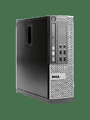 CK - Refurb Dell Optiplex 9010/i5-3470/8GB RAM/250GB HDD/DVD-RW/Windows 10/B