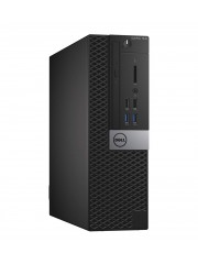 Refurbished Dell Optiplex 7040/i7-6700/16GB RAM/500GB HDD+512GB SSD/DVD-RW/Windows 10/B