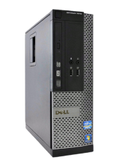 Refurbished Dell Optiplex 3010 SFF/i5-3470/4GB RAM/500GB HDD/DVD-RW/Windows 10/B
