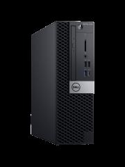 Refurbished Dell OptiPlex 7070 SFF/ Intel Core i7 9700/ 16GB RAM/ 256GB SSD/ Keyboard, Mouse/ Dell 9G0TG Graphics Card/ A