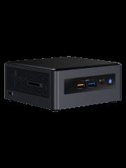 Intel NUC Slim Bean Canyon Barebone, i3-8109U, M.2 Slot, Wi-Fi, USB Type C Gen2, HDMI, SDXC, Iris Plus Graphics - No RAM/SSD/OS