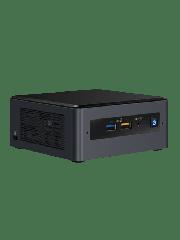 "Intel NUC Bean Canyon Barebone, i5-8259U, M.2 & 2.5"" SATA, Wi-Fi, Bluetooth, USB Type C Gen2, HDMI, SDXC - No RAM/SSD/OS"