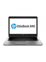 "Refurbished HP Elitebook 840 G1/i7-4600U/4GB RAM/500GB HDD/14""/Windows 10 Pro/B"