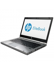 "Refurbished HP Elitebook 8470p/i7-3520M/4GB RAM/180GB SSD/14""/Windows 10 Pro/B"