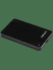 "Intenso 4TB Memory Case External Hard Drive, 2.5"", USB 3.0, Black"