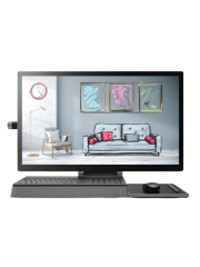 Refurbished Lenovo Yoga A940 AIO/ Intel Core i7-9700/ 16GB RAM/ 1TB HDD+1TB SSD/ 27-Inch/ UHD Touch/ Windows 10/ B