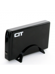 "CiT 3.5"" USB 2.0 SATA + IDE HDD Enclosure U35SPA"