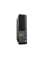 Refurbished Dell OptiPlex 390 SFF/i3-2120/4GB RAM/250GB HDD/DVD-RW/Windows 10/B