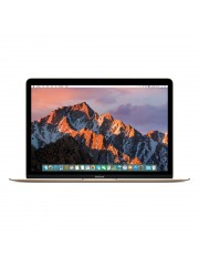 """Refurbished Apple Macbook 10,1/i7-7Y75/8GB RAM/512GB SSD/12""""/RD/Gold/A"""