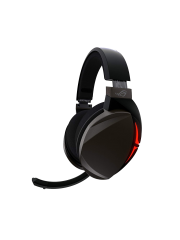 Asus ROG STRIX Fusion 300 Gaming Headset, 50mm Drivers, 7.1 Surround Sound, Boom Mic, Black & Red