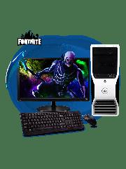 CK - Refurb Intel Xeon W3670/16GB RAM/2TB HDD/GeForce GTX 1050/Full Set Gaming PC, B