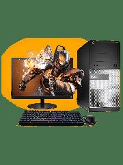 CK - Refurb Intel i5-2nd Gen/16GB RAM/1TB HDD/GeForce GT 730 2GB/Full setGaming Pc