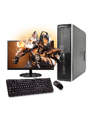 Refurb - CK HP Elite 8200 Slim Full Set Gaming PC