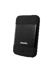 "ADATA 2TB HD700 Rugged External Hard Drive, 2.5"", USB 3.0, IP56 Water/Dust Proof, Shock Proof, Black"