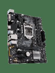 Asus PRIME H310-PLUS R2.0, Intel H310, 1151, ATX, DDR4, VGA, HDMI, Parallel, Serial, PCI, M.2