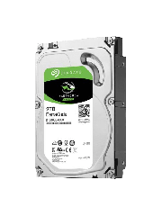 "Seagate 3.5"", 2TB, SATA3, BarraCuda Hard Drive, 7200RPM, 256MB Cache"