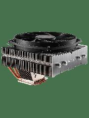 Be Quiet! BK003 Shadow Rock TF2 Heatsink & Fan, Intel & AMD Sockets, Shadow Wings Fan - Black