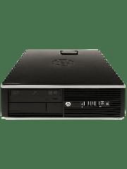 CK - Refurb HP Compaq Elite 8200 SFF i7 2nd Gen/RAM 8GB/1TB HDD/DVD-RW/ Win 10 Home/B