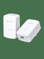 Brand New Mercusys (MP500 KIT) AV1000 GB Powerline Adapter Kit/ AV2/ 1-Port
