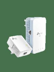 Brand New TP-LINK (TL-WPA7517 KIT) AC750 Wireless Dual Band Powerline Adapter Kit/ AV2 1000/ 1-Port