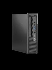 Refurbished HP EliteDesk 800 G1 USDT/Intel Core i5-4590S 3.0GHz/8GB RAM/256GB HDD/B