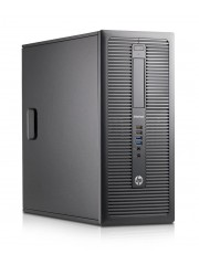Refurbished HP 800-G1/i5-4590/8GB RAM/500GB HDD/DVD-RW/Windows 10/B