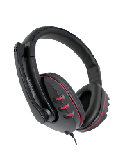 Brand New Jedel JD-032 Gaming Headset with Boom Mic / 40mm Drivers / In-Line Volume Controls / 3.5mm Jack