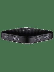 TP-LINK (UH400) Portable External 4-Port USB 3.0 Hub, Driverless - Black
