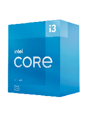 Intel Core I3-10105 CPU, 1200, 3.7 GHz (4.4 Turbo), Quad Core, 65W, 14nm, 6MB Cache, Comet Lake Refresh