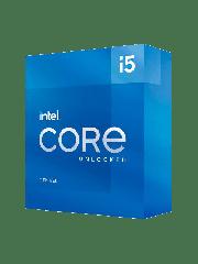 Intel Core i5-11600K CPU, 1200, 3.9 GHz (4.9 Turbo), 6-Core, 125W, 14nm, 12MB Cache, Overclockable, Rocket Lake, NO HEATSINK/FAN